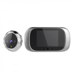 2.8 digital peephole